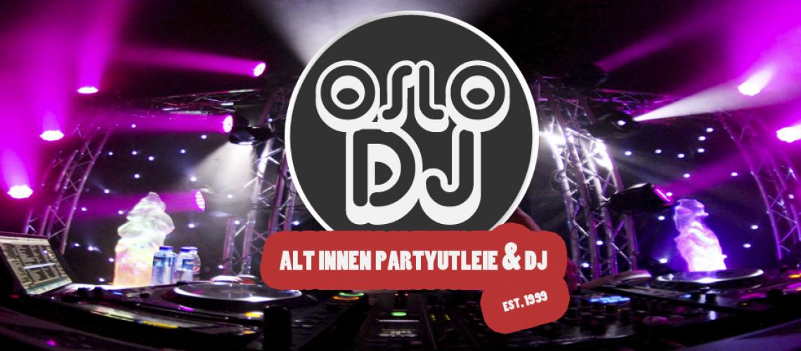 OsloDJ.no Partyutleie og DJ