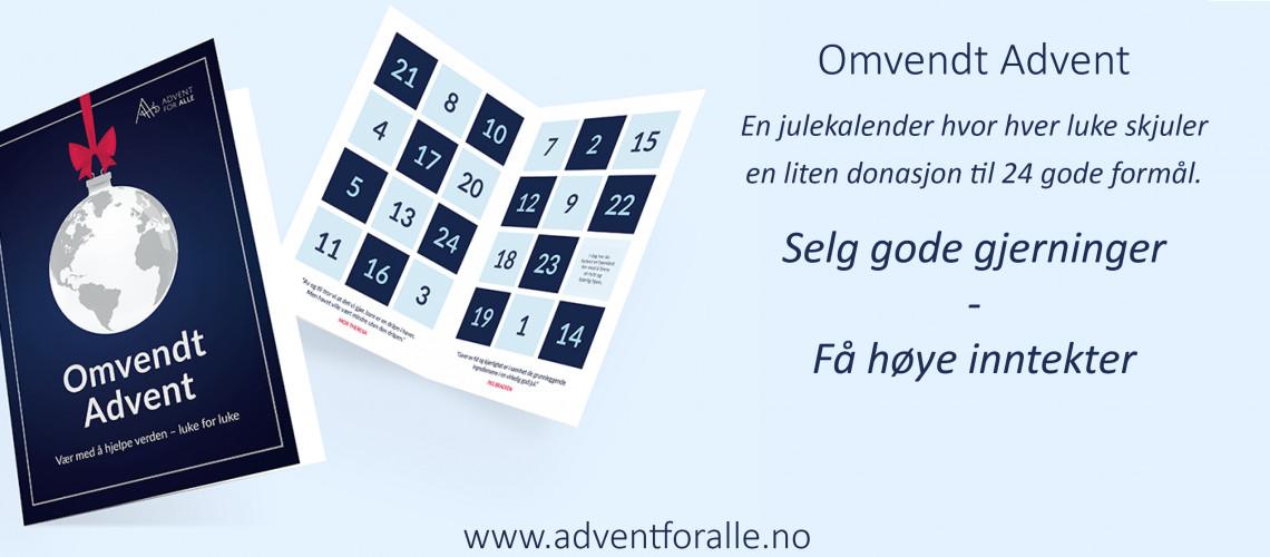 Norges hyggeligste dugnad - selg gode gjerninger