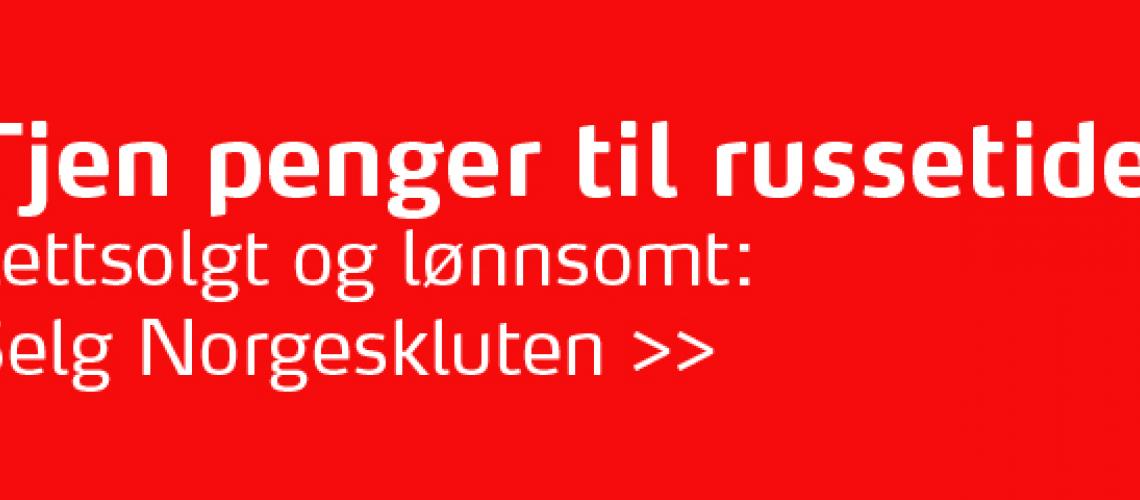 Norgeskluten