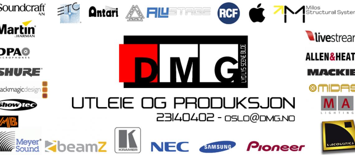 DMG.no Lyd Lys Scene Bilde