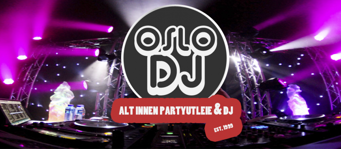 AS OsloDJ.no Partyutleie og DJ