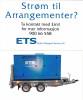 ETS Emils Transport Service Utleieavdeling logo
