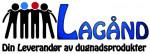 Lagånd - Din leverandør av dugnadsprodukter logo