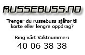 Russebuss.no