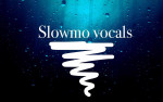 Slowmo Vocals  logo
