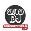 OsloDJ.no Partyutleie og DJ logo