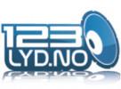 123lyd.no logo