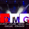 DMG.no Lyd Lys Scene Bilde logo