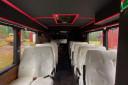 Def Dames 2021 - Nyrenovert og EU-godkjent russebuss