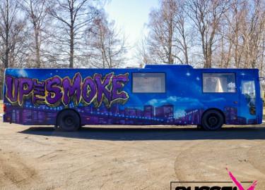 Up The Smoke selger feilfrie dåså til 03/04/05 (Med Lys+Røyk)
