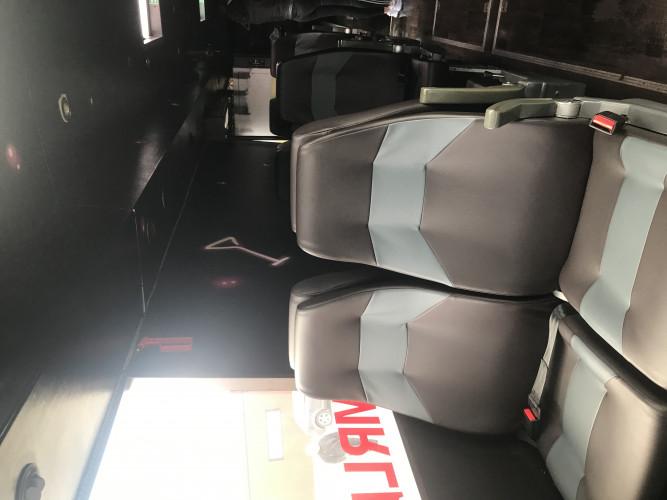 Budsjettbuss leies ut til 160.000kr inkludert alt dere trenger!
