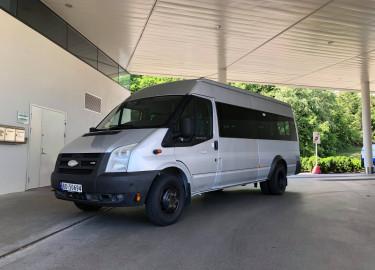 Ford Transit 9 - SEter
