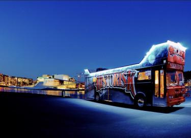 Nesbru 04 selger Vulvaen Norges mestvinnende buss