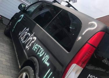 Mercedes Benz Vito Russebil