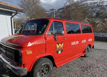 Chevrolet Beauville 6.2 Diesel