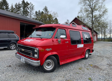 Chevrolet G20 Custom Coach