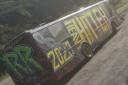 Buss med mulighet for lovlig krone selges