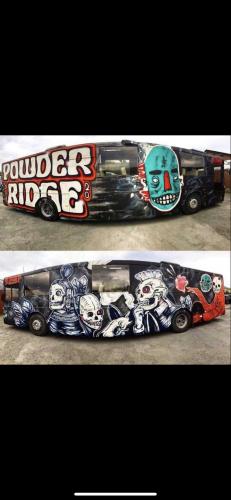PowderRidge 2020 Nesbru selger ferdig EU-Godkjent buss!