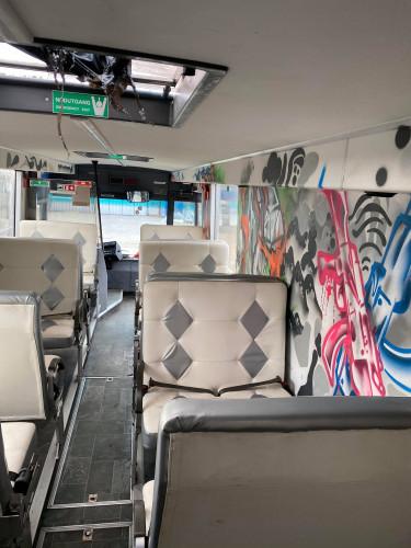 Buss leies ut for singelkvelder!