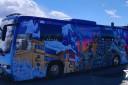 Elite buss med utrolig interiør !!!
