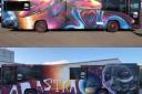 Splitter ny russebuss fra Oslo V 01 27+1 selges