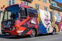 Be Right Back2020 selger deilig 9m buss