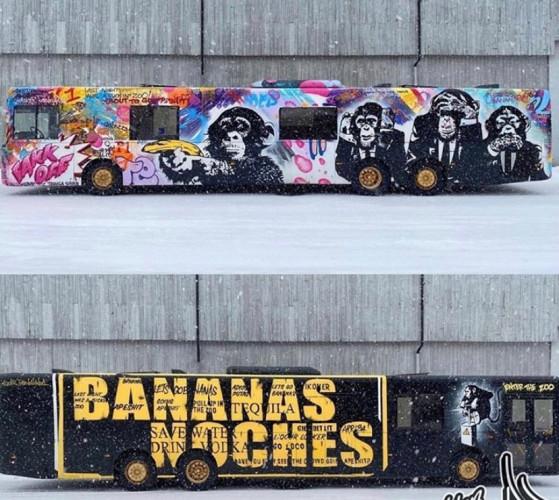 Bananas Noches 2020 - 15 meter og 26+1 registrerte seter