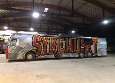 Solsiden 2021 Selger 15 Meter Lang Buss EU-godkjent!
