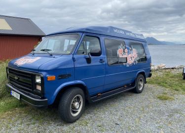 Chevrolet G30 Van
