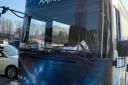 Selger 15 M russebuss i Ålesund