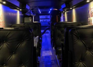 Scania NYLIG EU-GODKJENT russebuss