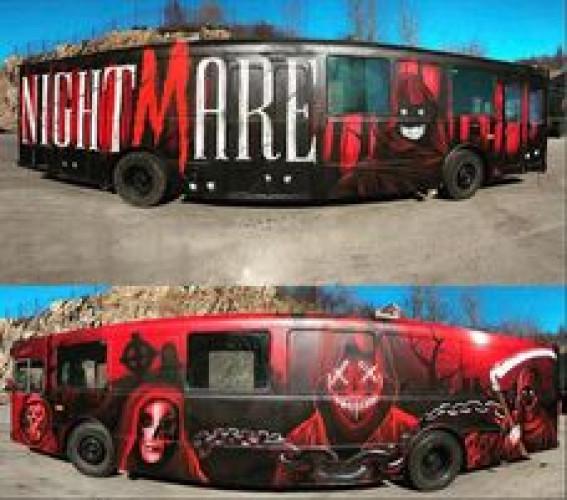 EU-godkjent buss selges!!!